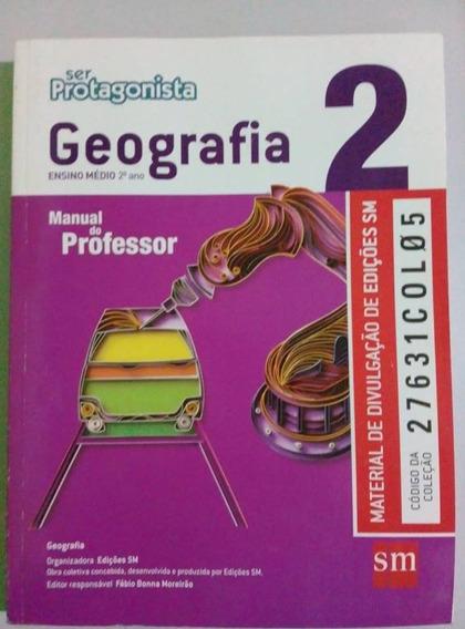 Ser Protagonista - Geografia 2 Manual Do Professor