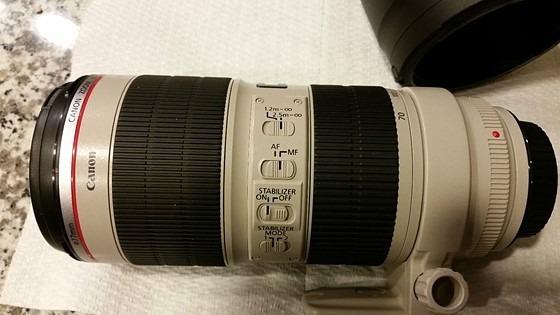 Canon 70-200 Is Ii Usm