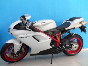 Ducati Evo 848 !! Semi Nova Otimo Preço !!! Facil Aprovacao