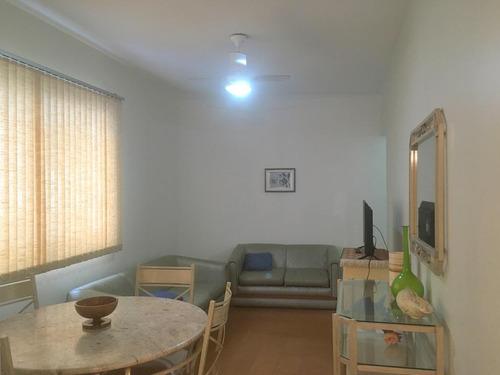 Apartamento Com 2 Dormitórios À Venda, 70 M² Por R$ 220.000,00 - Enseada - Guarujá/sp - Ap10724