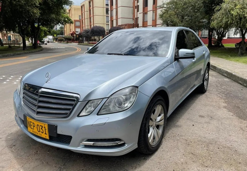 Mercedes Benz Clase E 2.2 Diésel