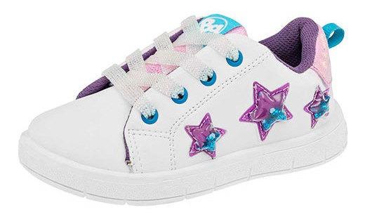 Sneaker Urbano Glitter Flother 94169dtt Brillantina