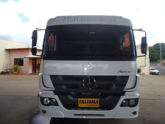M.benz Atego 2426 -2012-truck-chassi