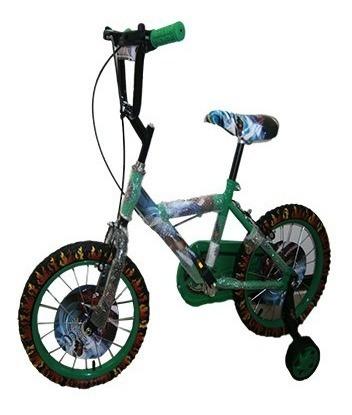 Bicicleta Clasica De Niño Rin 16.