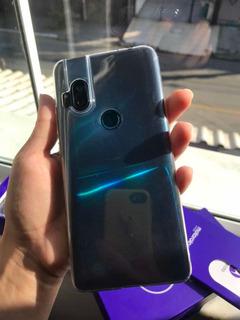 Motorolaone Hyper Azul Oceano