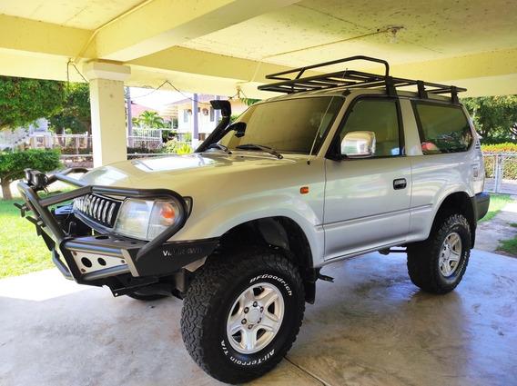 Toyota Merú Sport Wagon 4wd