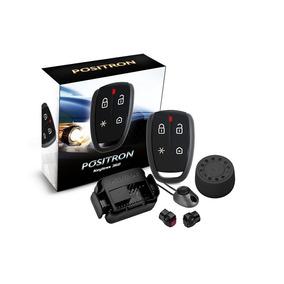 Alarme Carro Keyless Kl360 Com Bloqueador Positron