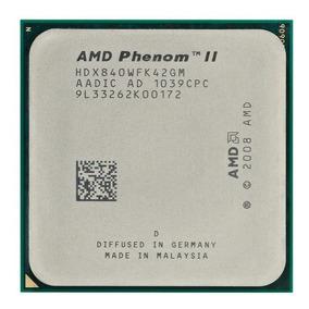 Proces. Phenom Amd I I X4 840 3.2ghz Quad Core Lga Am2+/am3