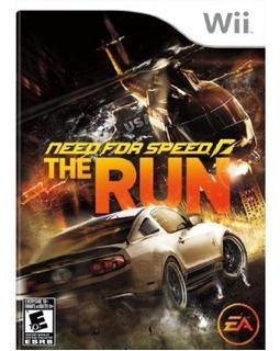 Need For Speed: The Run - Nintendo Wii