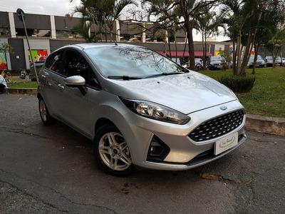 Ford New Fiesta 1.6 Sel At 2018 9 Mil Km Garantia De Fábrica
