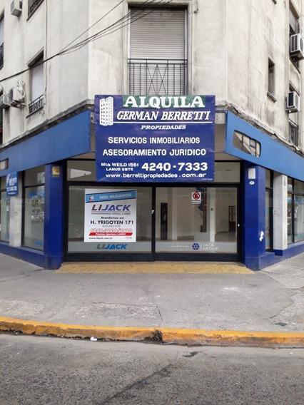 Local En Alquiler Ubicado En Avellaneda, Zona Sur