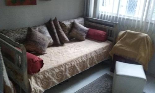 Apartamento Com 2 Dormitórios À Venda, 65 M² Por R$ 540.000,00 - Icaraí - Niterói/rj - Ap41498