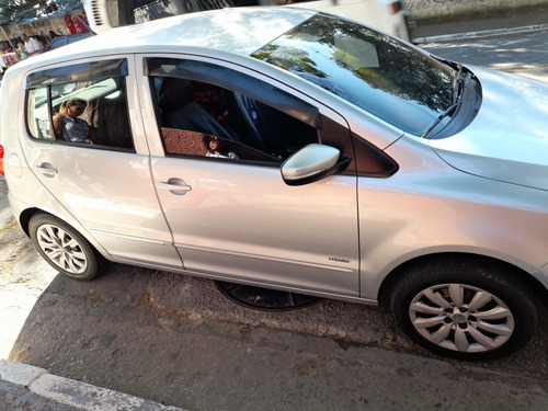Volkswagen Fox 2012 1.6 Vht Trend Total Flex 5p