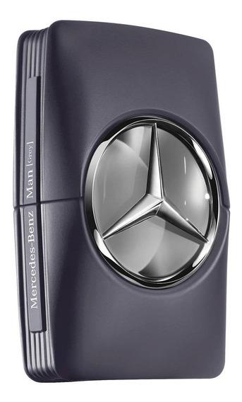 Mercedes Benz Man Grey Edt 100ml - Original E Lacrado