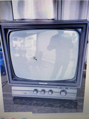 Televisão Philco Soft Selector Deluxe 12