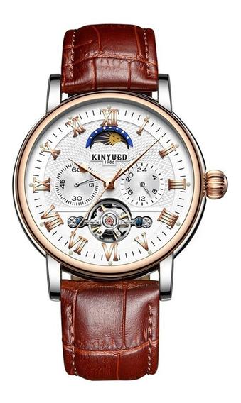 Reloj Automático Kinyued Jyd-j029 Mecánico Para Hombre