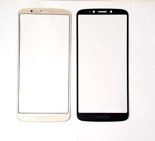 Tela De Vidro Lente Sem Touch Motorola Moto E5 Plus Xt1924
