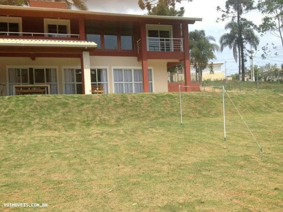Casa Em Condomínio Para Venda Em Cajamar, Capital Ville, 3 Dormitórios, 2 Suítes, 2 Vagas - Cg190_2-509640