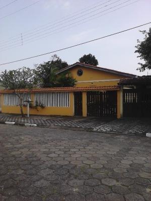 Casa Com 3 Dormitórios Em Mongaguá/sp Ca088-pc