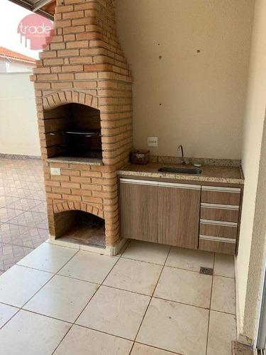 Imagem 1 de 22 de Casa Com 3 Dormitórios À Venda, 110 M² Por R$ 460.000,00 - Vila Do Golf - Ribeirão Preto/sp - Ca2741
