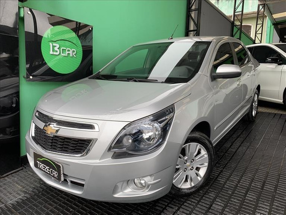 Chevrolet Cobalt 1.8 Ltz 8v Flex Automático