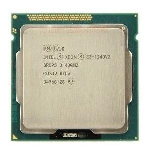 Processador Para Servidor Xeon E3-1240v2 3.40ghz