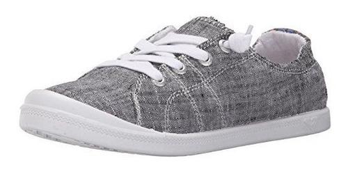 Zapatos De Tela Para Mujer Marca Roxy