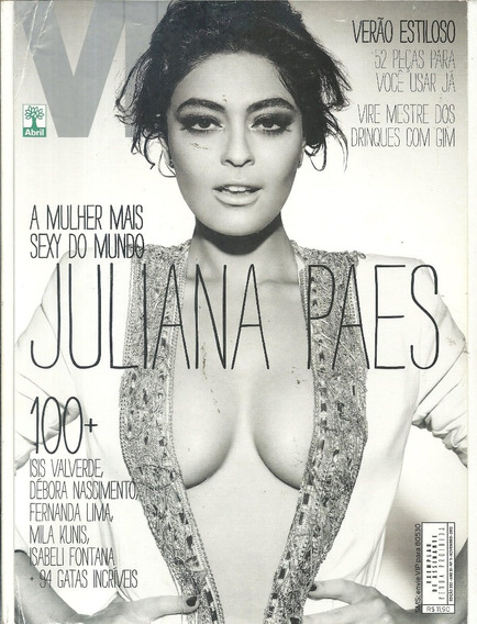Revista Vip 332-juliana Paes,sandy,lady Gaga,beyoncé,rihana