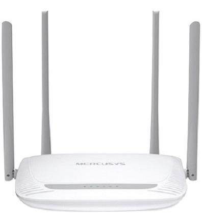 Router Inalambrico Mercusys Por Tplink Rompemuro Wifi 4 Ante