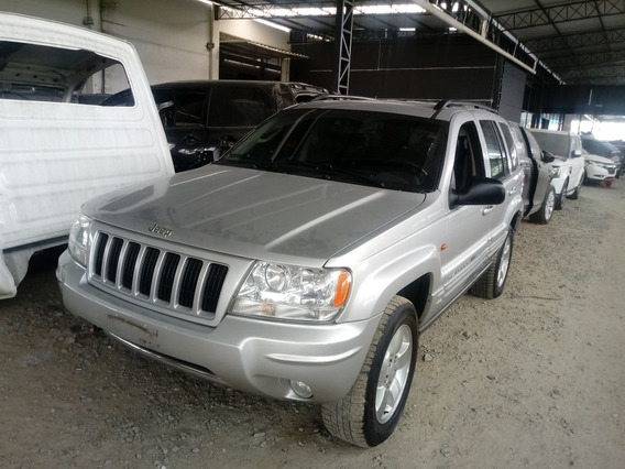 Sucata Jeep Grand Cherokee 4.7 Limited 5p