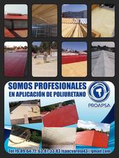 Impermeabilizaciones Profesionales Con Espuma De Poliuretano