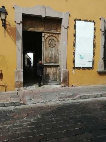 Excelente Casona Antigua En El Centro Historico De Queretaro En Venta !!