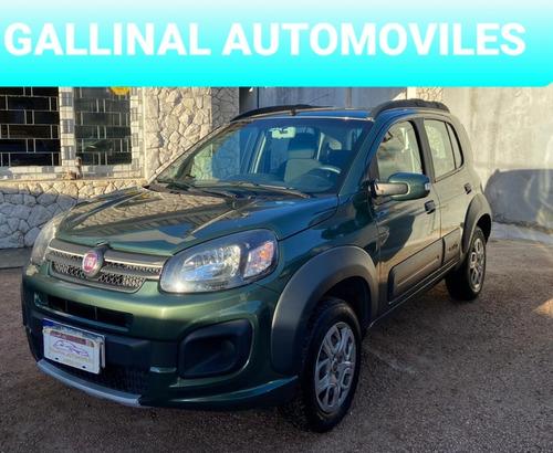Fiat Nuevo Uno Way - Nuevo! Permuto Financio