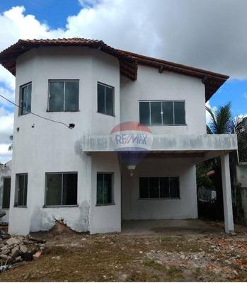 Casa Residencial À Venda, Centro, Ananindeua. - Ca0111
