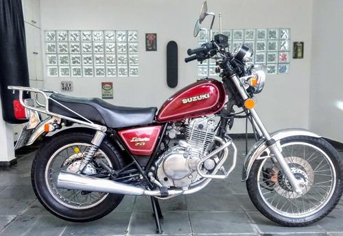 Suzuki Intruder 250 Original 2002 (manual E Chave Reserva)