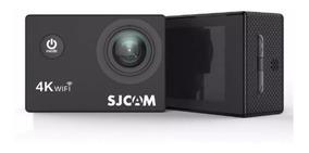 Camera Sjcam Sj4000 Air 4k Original Com Wi-fi E Display
