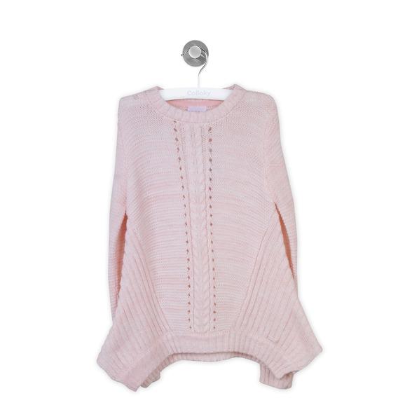 Sweater Niña Soft Pink Swla1230-i18