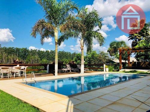 Casa Com 4 Dormitórios À Venda, 800 M² Por R$ 3.800.000,00 - Condomínio Jardim Das Palmeiras - Bragança Paulista/sp - Ca2413