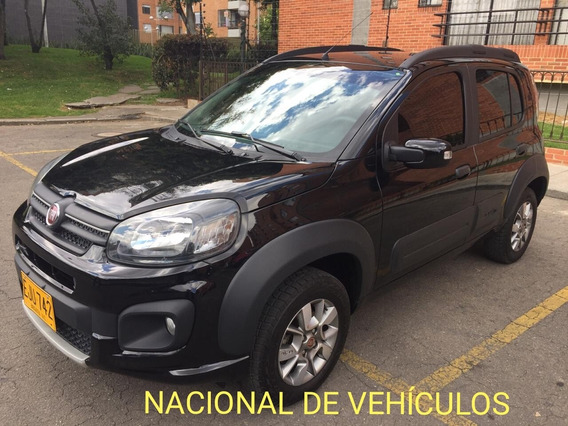 Fiat Uno Way 1400cc 2 Airbags