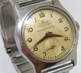 Relógio Mido Masculino Automático Webclock 190158