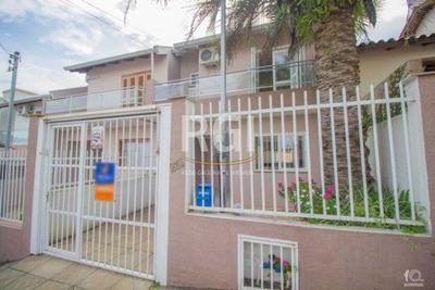 Casa Em Vila Nova Com 2 Dormitórios - Vr28441