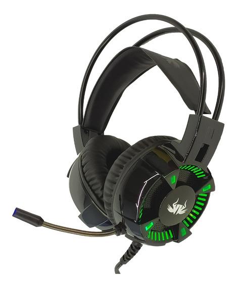 Fone Ouvido Headset Gamer Microfone Headphone Super Bass