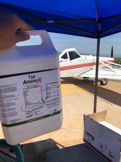 Fertilizante Foliar Con Macros Y Micros + Aminoácidos