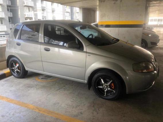 Chevrolet Aveo Chevrolet Aveo 4 P