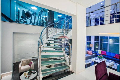 Casa De Alto Padrão, Condomínio Água Crystal, Belém - Pa - Ca0077