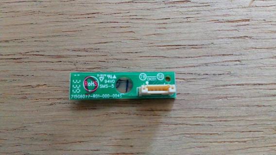 (440) Placa Sensor P/ Tv Led Aoc Mod: Le39d3540/20