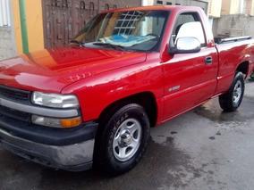 Chevrolet Silverado Pickup 2500 Custom 5vel Aa Mt 2000