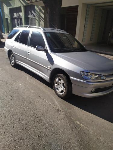 Imagen 1 de 9 de Peugeot 306 1.8 Xr Break Ab Plus 2000