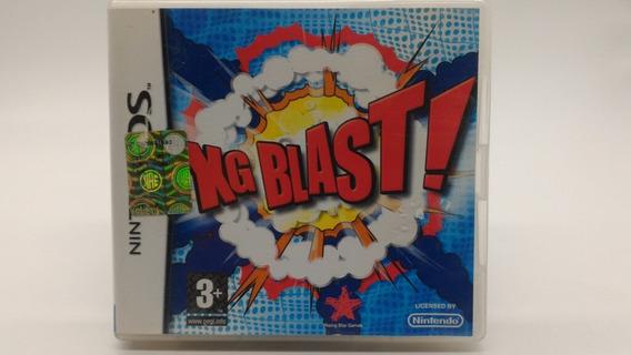 Xg Blast! - Nintendo Ds