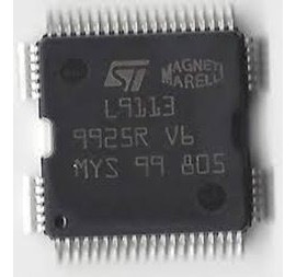 L9113 Qfp-64 - Smd - Original